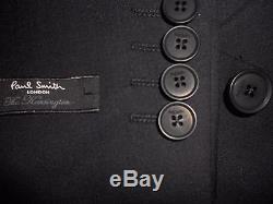 PAUL SMITH The Kensington Fine Material slimFit RECENT SUIT Size UK38REU48Rw32