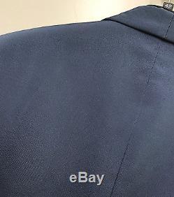Paul Smith Evening Suit BLUE SILK LONDON ABBEY Slim Fit UK42R RRP £1160