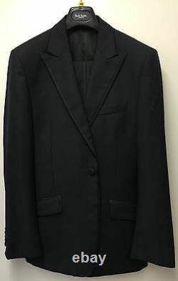 Paul Smith Evening Suit BYARD Tailored Fit Wool & Mohair UK40R EU50R RRP £985