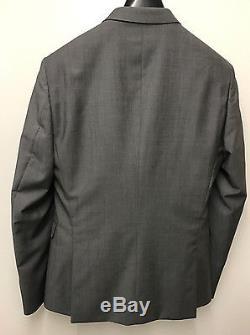 Paul Smith Suit 84% Wool 16% Mohair LONDON KENSINGTON Slim Fit UK40R RRP £881