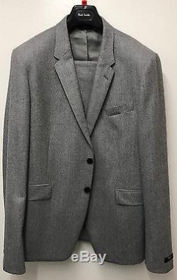 Paul Smith Suit Beautiful Grey KENSINGTON Slim Fit UK42R EU52R RRP £850