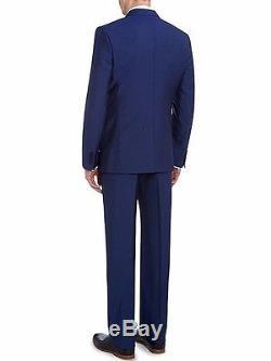 Paul Smith The Byard Slim Fit Blue 2 Piece Suit Bnwt Uk 46(r) W38