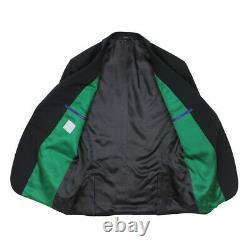 Paul Smith The Kensington Slim Fit Wool/Mohair Black Suit 48/UK38 RRP £750