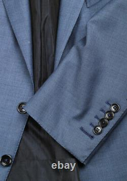 PreOwned Tom Ford O'Connor Blue Solid Suit Size 52 / 42R U. S. Fit Y