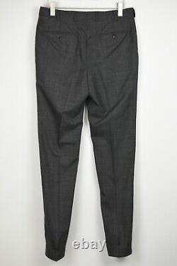 RRP $599 SUITSUPPLY HAVANA DOUBLE BREASTED Men UK40R Wool 2 Pieces Suit 16792