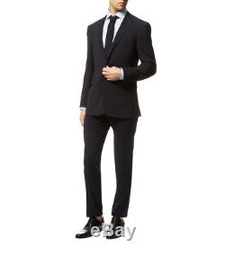 Ralph Lauren Black Label Men's Italian Slim fit Plain weave suit 2 Button $1499