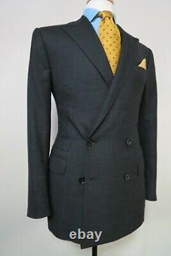 Ralph Lauren Purple Label Custom Fit Collection Four in two button Suit 40 R