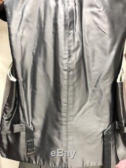 Ralph Lauren Purple Label Slim Fit Men 3pc Suit 40L(US) Light Gray