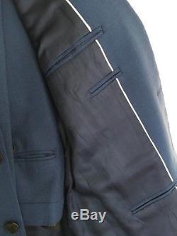 Reiss 38r 32r Slim Fit Suit