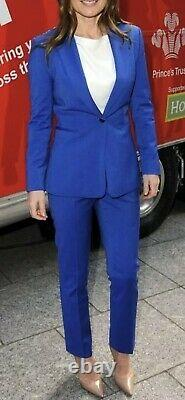 Reiss BlueTrouser suit Slim fit. Very Good Condition size 8