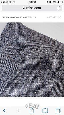 Reiss Buckingham Slim Fit Suit