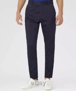 Reiss Navy Tenor Slim Fit Suit 40 chest 34 trousers new MORE THAN 50% off boss