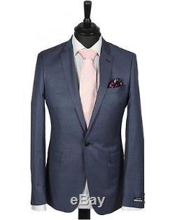 Remus Uomo Slim Fit Suit/Steel Blue 38R/32R WAS £225.00, NOW £150.00