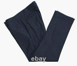 SAWYERS & HENDRICKSNavy Tweed Three Piece Tailored Suit 40 R, 32R Slim fit