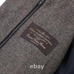 SuitSupply Slim-Fit Brushed Flannel Wool Quilted Padded Vest M NWT Suit Supply