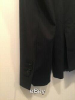 The Kooples Mens Slim Fit Black Suit Size 38R the rrp £700