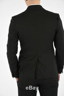 VIVIENNE WESTWOOD MAN New Slim Fit Single Breasted JAMES One Button Suit 50 Ita